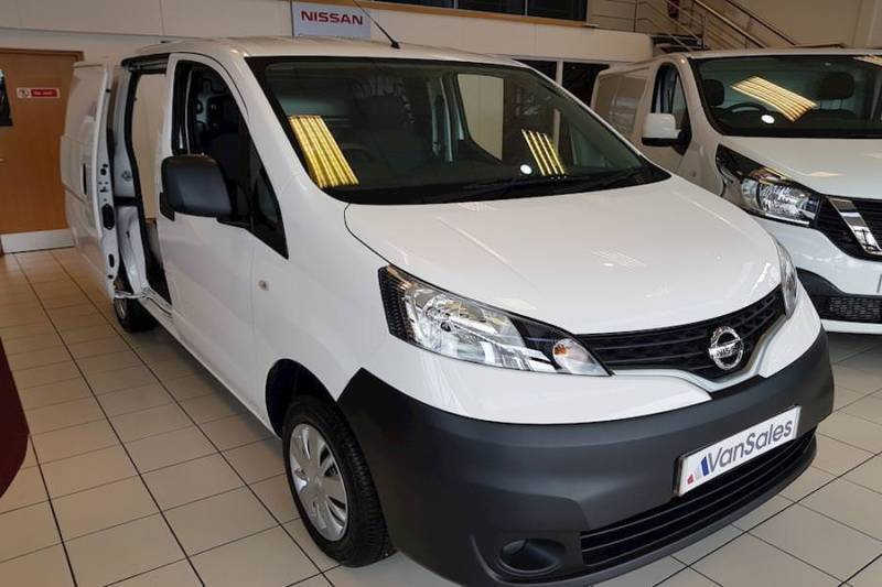 a416e7e940 New Nissan NV200 Visia Van  Finance Available  5 Year Warranty ...