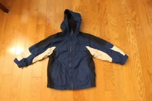 Osh Kosh Fleece Lined Fall Jacket - size 6