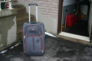 2 SWISSGEAR SUITCASES/LUGGAGE