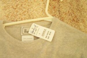 Harrod's Scottish Lightweight Cashmere Sweater sets or separates