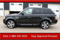 2010 LAND ROVER RANGE ROVER SPORT SUPERCHARGED!!!