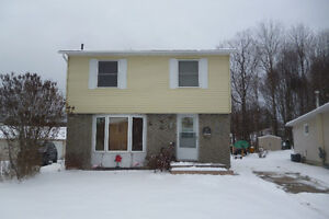 NEW LISTING !!! GREAT HOME IN ELLIOT LAKE !!!