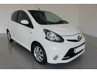 2014 WHITE TOYOTA AYGO 1.0 VVT-I MODE PETROL 5DR HATCH CAR FINANCE FR £96 PCM