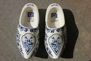 Wooden shoes from Holland London Ontario image 1