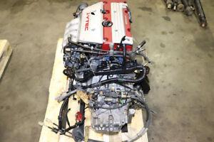 JDM 02-05 Honda Civic EP3 K20A Type R Engine 6 Speed LSD M/T