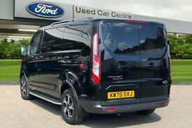 2020 Ford Transit Custom 2.0 EcoBlue 130ps Low Roof Active Van Panel Van Diesel