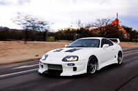 JDM Toyota Supra MK4 To be legal for import to USA in 36 Months.