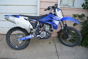 Looing to buy YZ450F or WR450F For parts