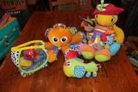 Box Lot of Lamaze Toys