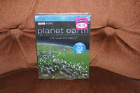 Planet Earth Blue Ray DVD Collection