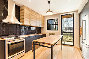 NDG Upper Duplex 6 1/2 & Lower 5 1/2 both Fully Renovated.