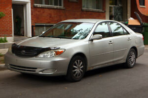 2003 Toyota Camry - Automatic ***$2,600***