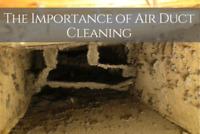 Duct cleaning..