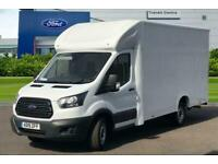 2019 Ford Transit 2.0 TDCi 130ps One Stop Box Van Chassis Cab Diesel Manual