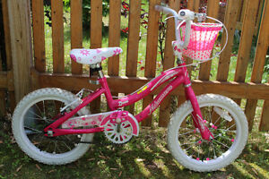 """"""" NAKAMURA """" GIRLS BICYCLE  ( for age 5-7 roughly )"""