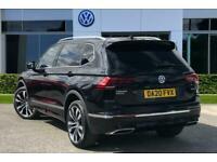 2020 Volkswagen TIGUAN ALLSPACE 2.0 TDI (190ps) R-Line Tech 4M DSG, VIENNA LEATH