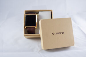 LEMFO Bluetooth Smart Watch with Heart Rate Monitor