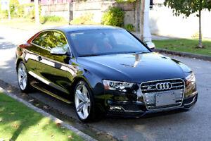 2013 Audi S5 --------------- S5 ---------------