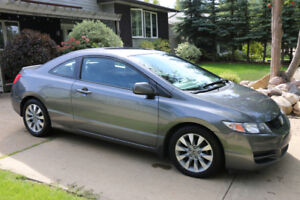 2010 Honda Civic LX 2 Door Coupe Fully Loaded. Price reduced!
