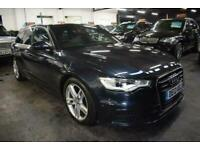 2012 Audi A6 Avant 3.0 TDI S LINE 5d 204 BHP ESTATE Estate Diesel Automatic