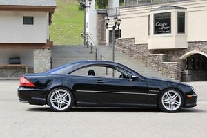 WANTED MERCEDES CL55 AMG