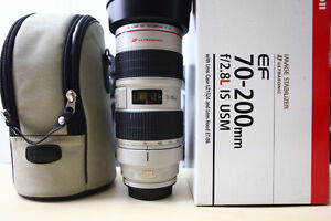 recherche/Looking for Canon 70-200 f2.8 IS version 1