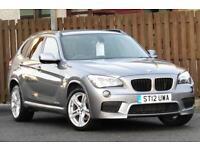 2012 BMW X1 XDRIVE20D 2.0 M SPORT ESTATE DIESEL