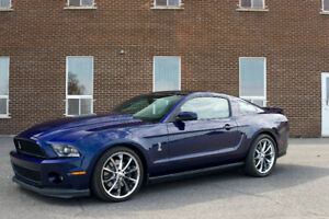 2011 Mustang Shelby GT500