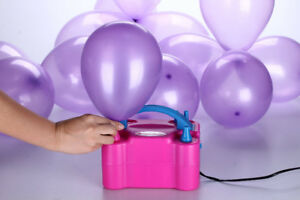 Balloon Arch kit, Balloon electric pump on RENT!