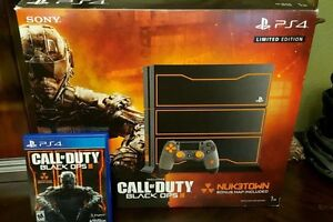 Ps4 special édition bo3