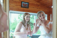 WEDDING PHOTOGRAPHY -- Full Day Service From $400.00 --