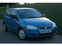 2004 Vauxhall Corsa 1.3 CDTi Life 3dr 3 door Hatchback