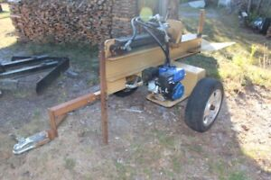 22 Ton Wood Splitter