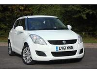 2011 SUZUKI SWIFT SZ3 HATCHBACK PETROL