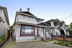 New Listing! 1/2 Duplex in Central Bby! OPEN SAT/SUN 2-4 PM!