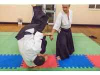 Ki Aikido - Dynamic and Graceful Art that Teaches Power Without Strength