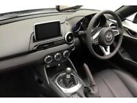 2018 Mazda MX-5 RF SPORT NAV Petrol silver Manual