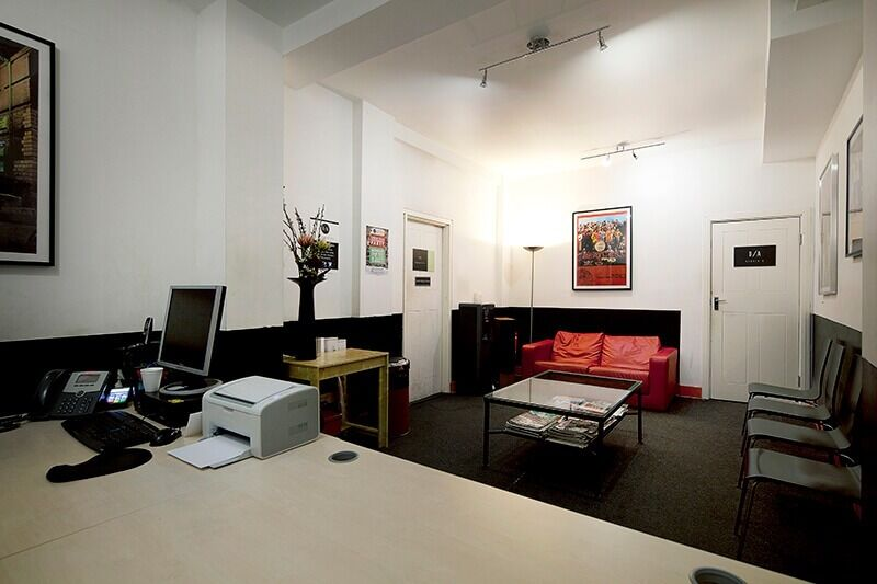 W1F office in Soho, up to 4 people