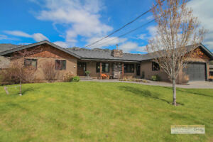 Executive Acreage with 60x80 Detached Shop, Pool & More!