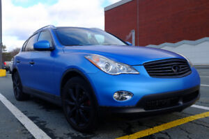 2009 AWD Infiniti EX35 – Low Kilometers