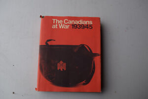 The Canadians at War 1939/45 Readers Digest Book MILITARY