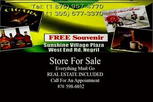 ESTABLISHED Store/Business....NEGRIL, Jamaica