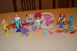 Playmobil Mermaid Lot - All for $15