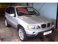 BMW X5 3.0i auto 2002MY *** GET READY FOR WINTER ***