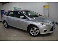 2012 12 FORD FOCUS 1.6 EDGE TDCI 95 5D 94 BHP DIESEL