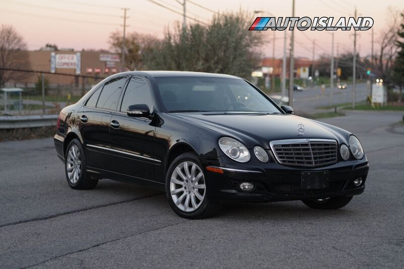 2007 mercedes benz e class 4matic used cars trucks for Used mercedes benz toronto