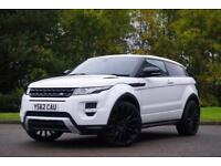 2012 Land Rover Range Rover Evoque 2.2 SD4 Dynamic Coupe 3dr Diesel Manual