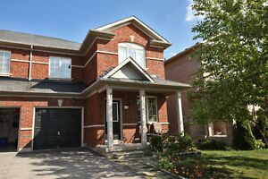 MILTON- Beautiful 3 BEDROOM House (Close to GO/SCHOOL/HWY 401)