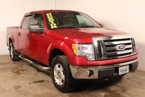 Ford F-150 SuperCrew XLT 4X4 2010