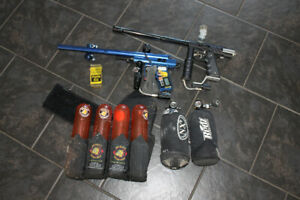 Paintball Markers/Guns and accessories